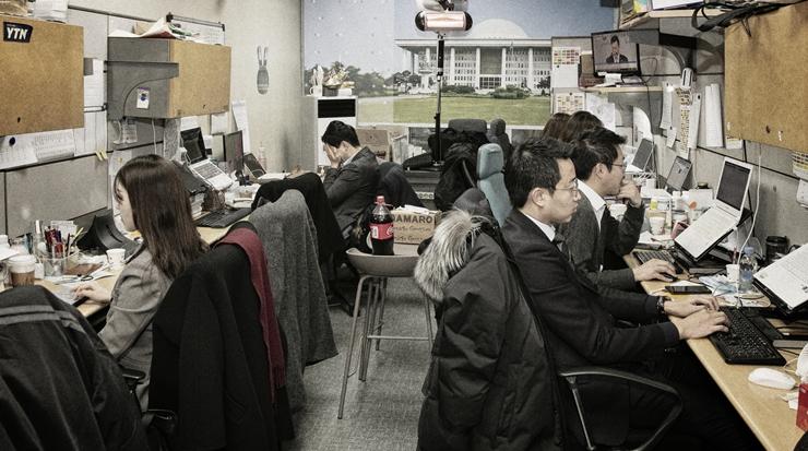[B컷 사진관] 국회 24시 (1)