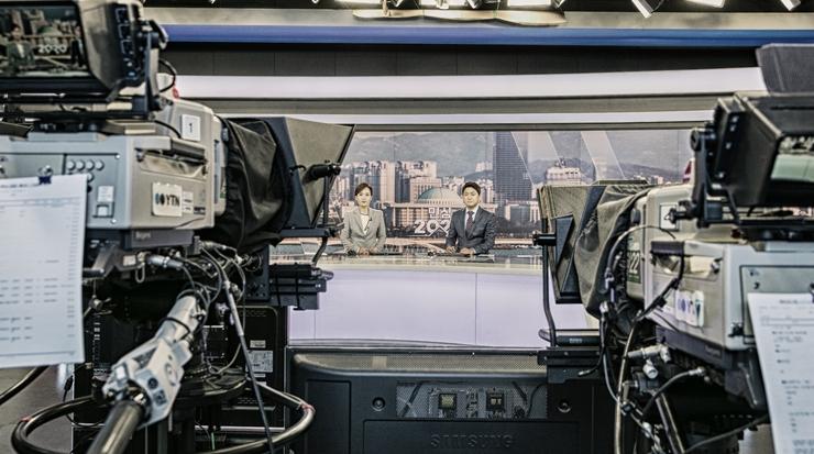 [B컷 사진관] YTN 총선 방송 '민심 2020' 준비 과정