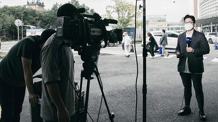 [B컷 사진관] 전공의 파업 철회 뒤의 병원 모습. 9월 9일