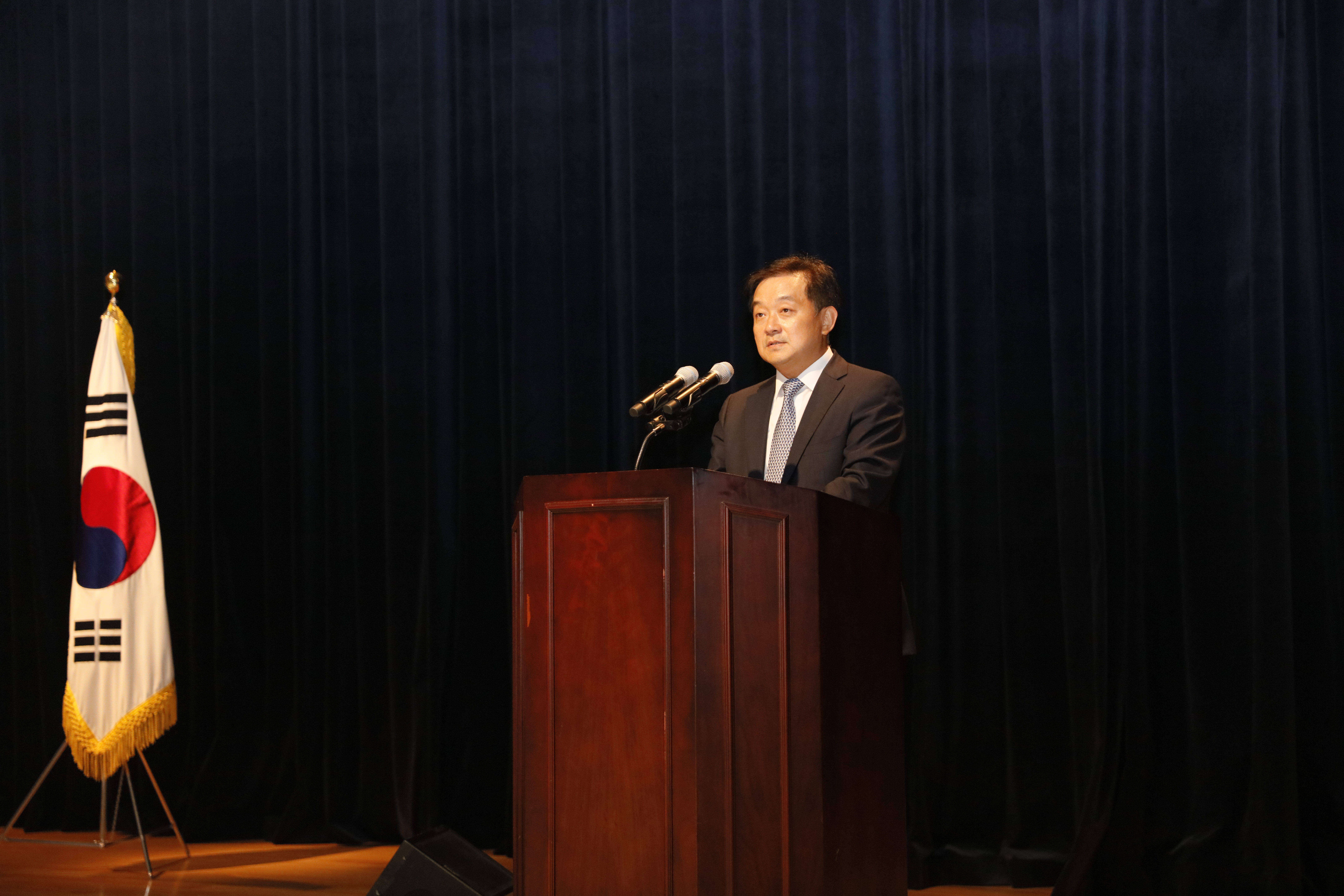 제14대 YTN 우장균 사장 취임